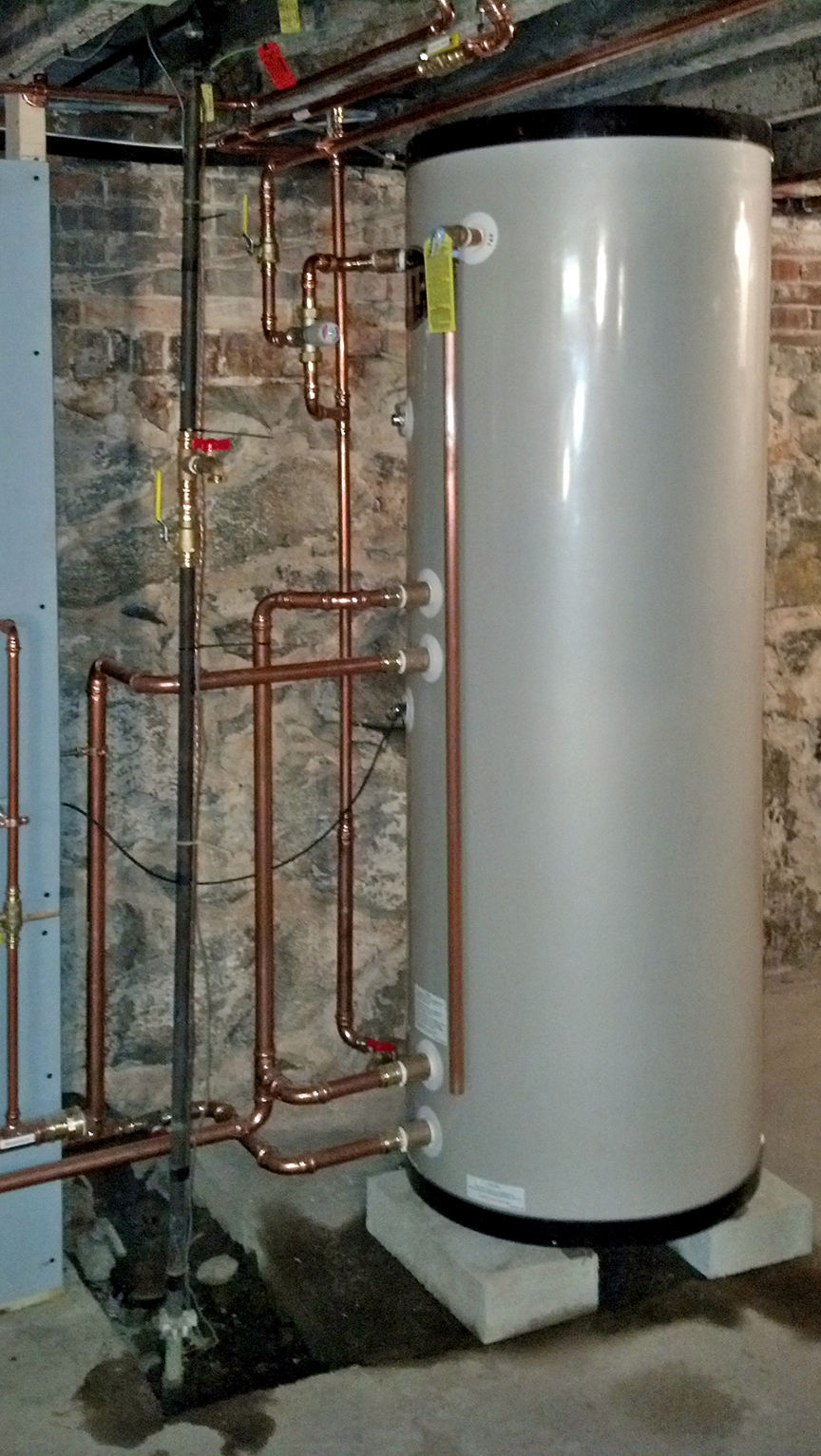 Indirect water heaters pipelines inc for Hot water heater 101