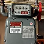 2.gas meter